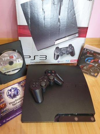 PlayStation 3 Slim 250GB MODAT!!