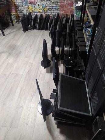 Офисные мониторы, Под видеонаблюдение, игры, графику, HDMI,vga,DVI