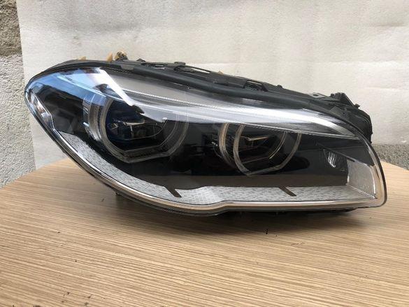 Фарове BMW F10 FULL LED farove бмв Ф10 ЛЕД