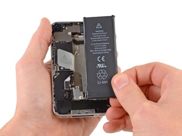 Original OEM Internal Battery Replacement for Apple iPhone 4s