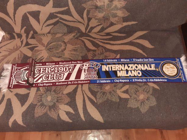 Fular CFR Cluj Inter Milano