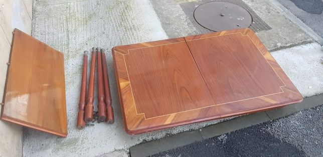 Masa lemn masiv veche