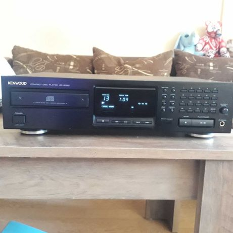 CD Compact Disc Player Kenwood DP-5020 - Висок клас!