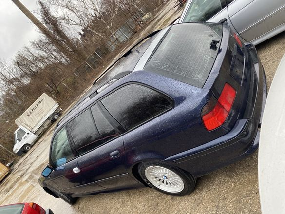BMW E39 525 2.5 TDS НА ЧАСТИ
