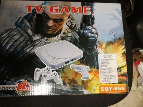Телевизионна игрална конзола 620игри