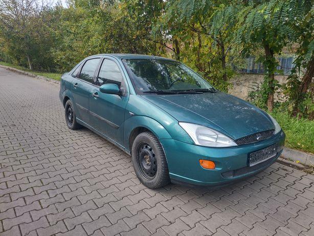 Ford Focus 1.6 benzină // fabricație 2001 // euro 4