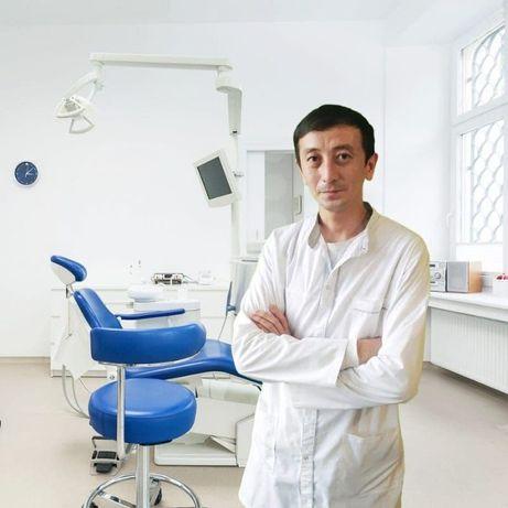 АКЦИЯ на протезы 23тыс.тг стоматолог Адиль Ерболович