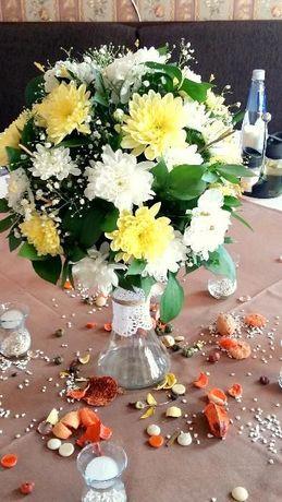 Сватбена декорация,Водещ на изнесен ритуал; сватбена арка
