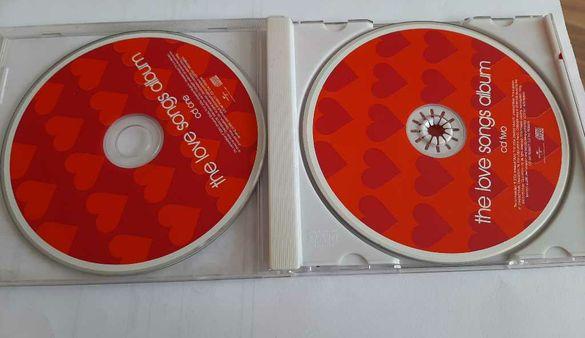 Албум от два диска-любовна музика