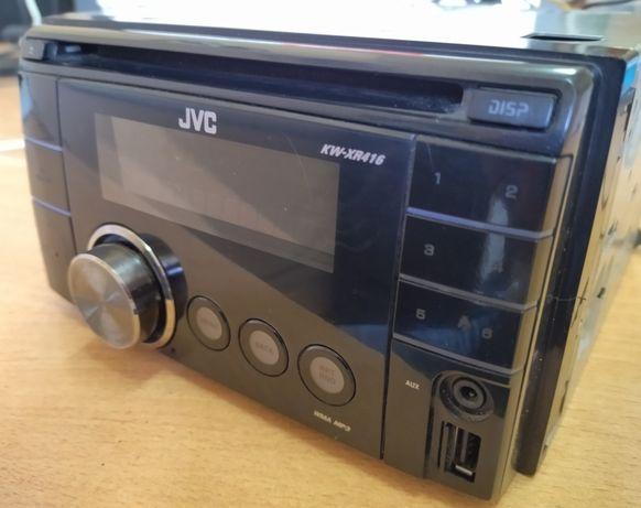 Автомагнитола JVC kw-xr416
