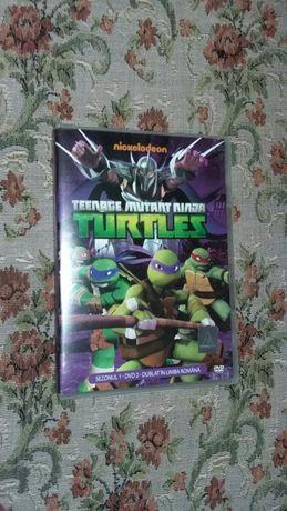 DVD Teenage Mutant Ninja Turtles
