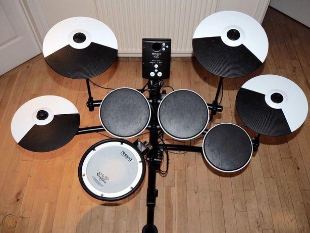 Лучшие барабаны для дома Roland TD-1kv электронная ударная установка