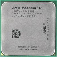 AMD Phenom II X4 920 /2.8GHz/