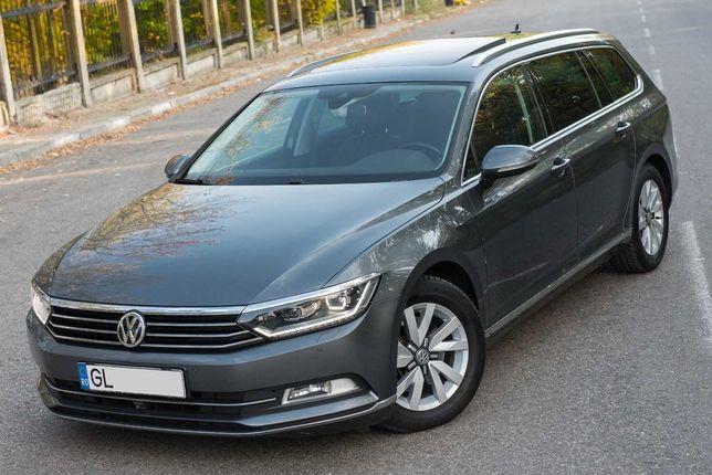 Volkswagen Passat Camere360*_Ventilatie _Memorii_Side/Lane assist_Pano