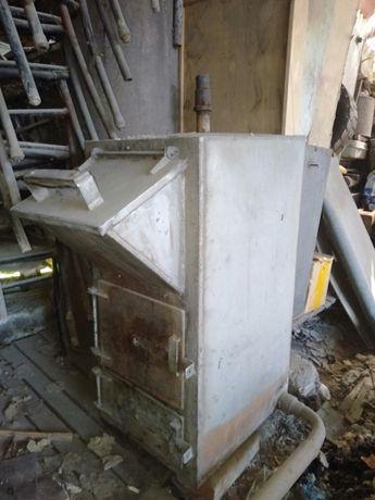 Печь тамбурная для отопления дома