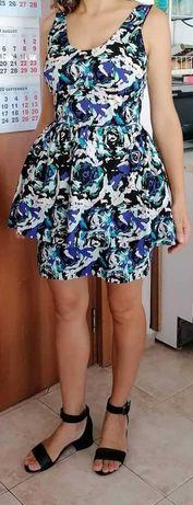 Дамска рокля за поводи