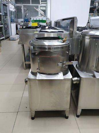 Картофелячистка. Аппарат чистки картошки. Оборудования для чистки