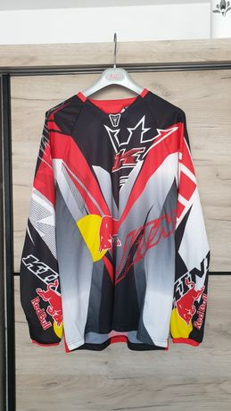 Bluza enduro Red bull
