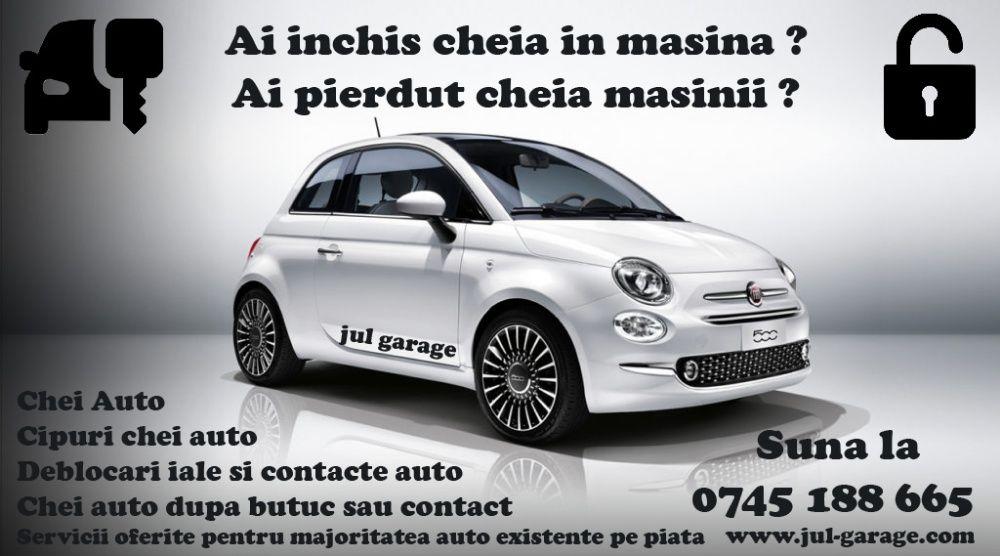 Deblocari Auto & Chei Auto Baia Mare - imagine 1