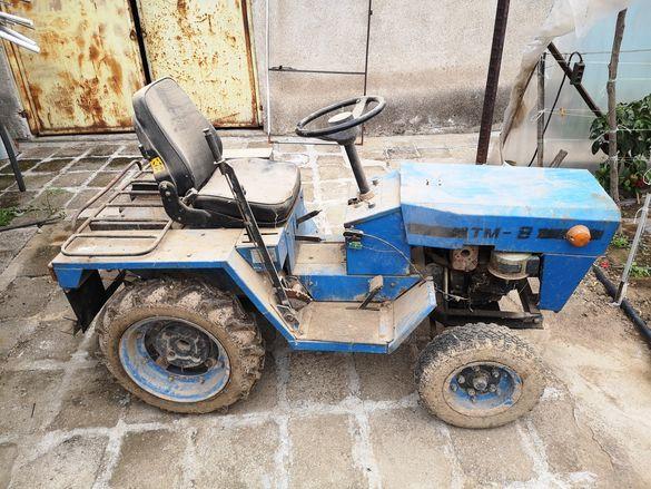 трактор тм-8