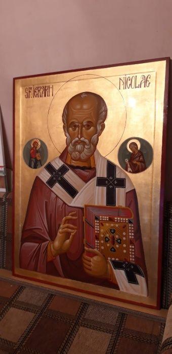 Icoane pictura pe lemn Targu Lapus - imagine 1