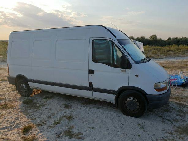 Renault Master Movano duba autorulota camper caravan motorhome