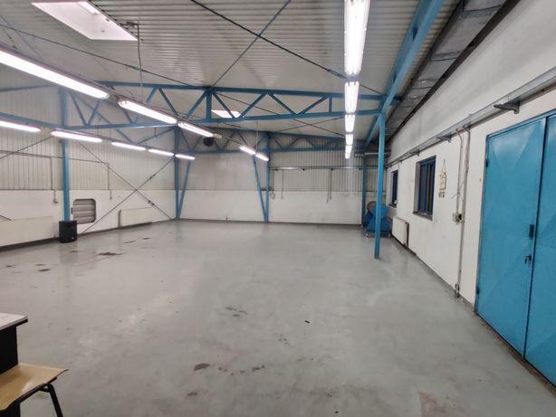 Inchiriez hale de productie + birouri in Nadlac