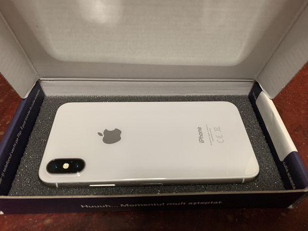 iPhone X neverlock alb
