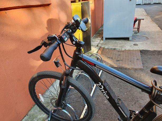 Accept unele schimburi bicicleta electrica 2drive.