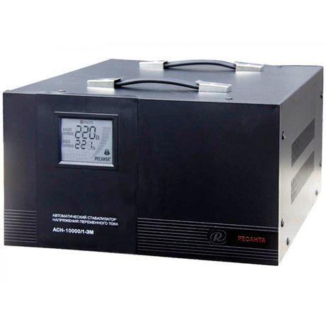 Стабилизатор напряжения АСН-10000/1-ЭМ Ресанта