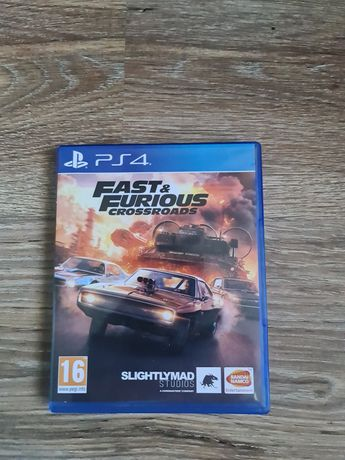 Fast &Furious Ps4