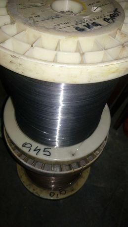 Sarma nichelina 0.45mm şi 0.5 mm promoție