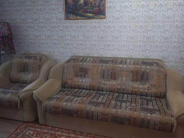 Диван, кресло раскладные