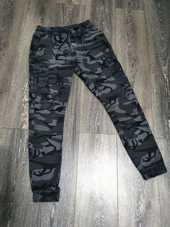 Pantaloni army jogger barbati