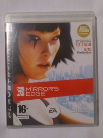 Mirror's Edge / Socom Special Forces Playstation 3 PS3