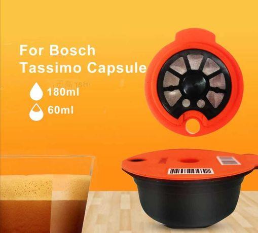 Промо! Капсули за Bosh Тassimo за многократна употреба