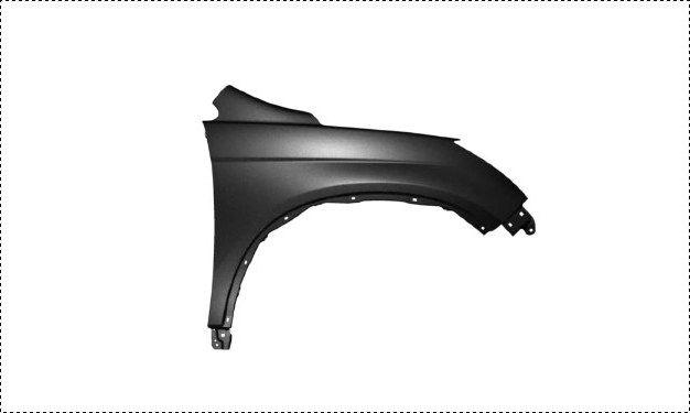 Крыло на HONDA CR-V 07-10/ Хонда СРВ 07-10