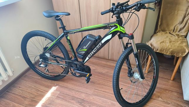 Электровелосипед Bafang  гидравлические тормоза
