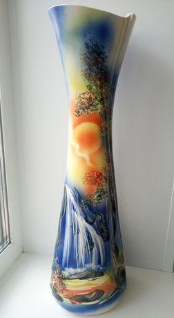 Продам вазу новая 60 см