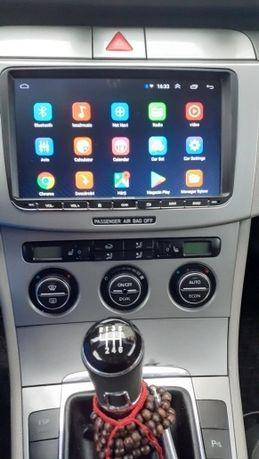 """Navigatie 9"""" Android 8.1.1 (1gb Ram) Vw Skoda Seat"""