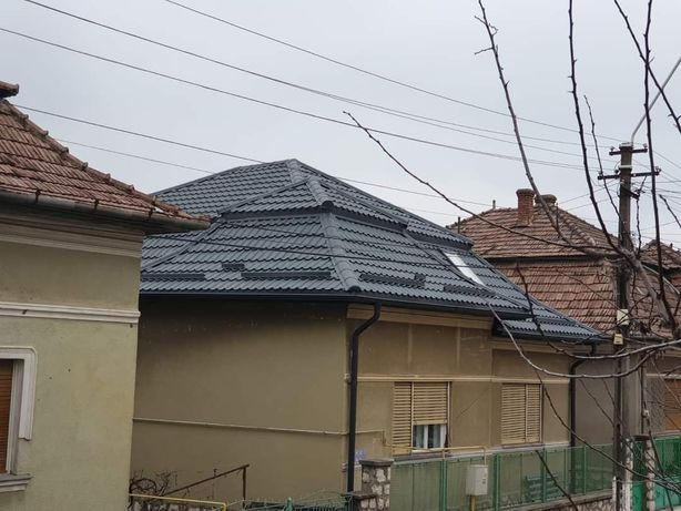 Reparatii acoperisuri  montaj acoperisuri cluj