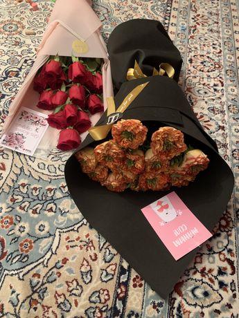 Продам красивые букеты цветов не дорого