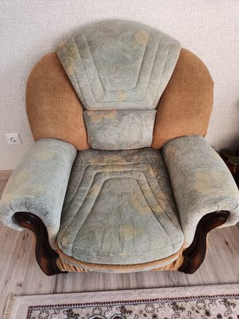 Кресло. Мягкие в хорошем состоянии