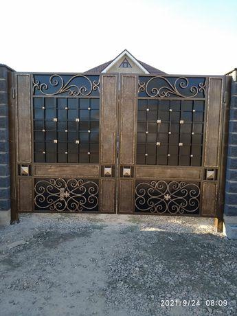 Ворота, калитка.