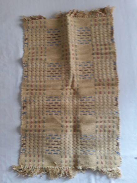 Ново килимче-стъпка от индийски памук