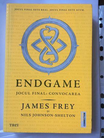 Vând carte End Game - primul volum