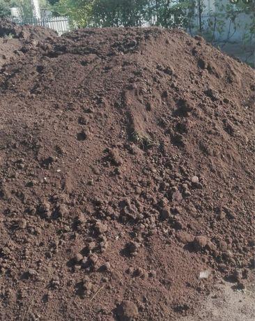 Pamant vegetal - balast