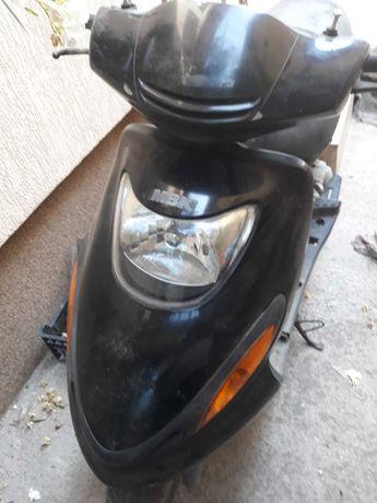Motoscuter Yamaha MBK motor 125cc