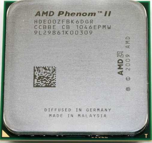 AMD Phenom II X6 1100T Black Edition /3.3GHz/