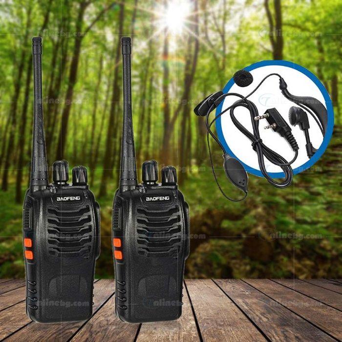 Промоция Радиостанции Baofeng BF-888S - уокитоки